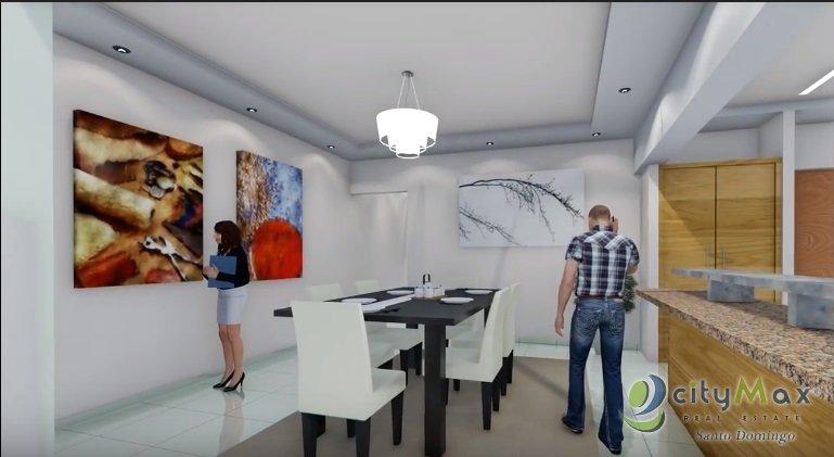 CityMax Vende Lujoso Apartamento en Alma Rosa 1ra.