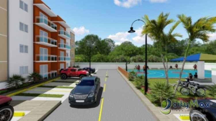 CityMax Vende Amplio Apart. en la Jacobo