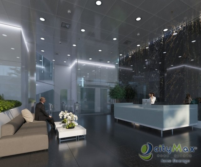 CityMax Vende Oficina en el Centro Comercial de Sto Dgo