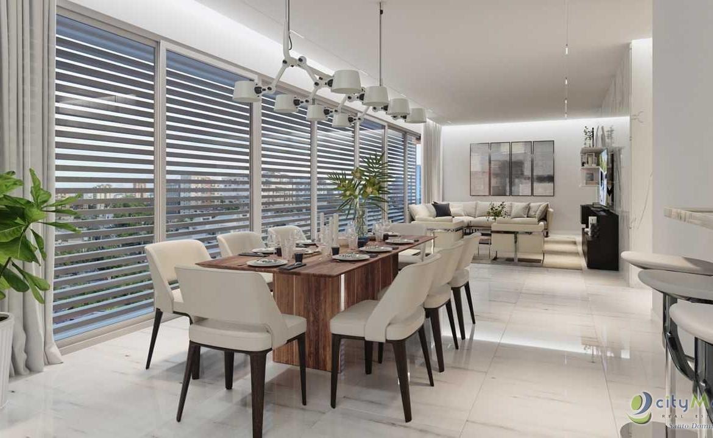 CityMax Vende Lujoso Apartamento en El Naco DE 2 HAB
