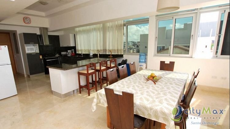 CityMax Vende Amplio Penthouse en el Mirador Sur