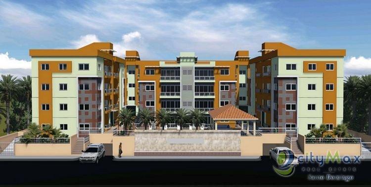CityMax Vende Apartamento en Prado Oriental-SDE