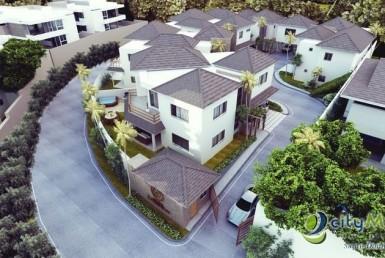 En venta Casa de dos niveles nueva en Cuesta Hermosa II