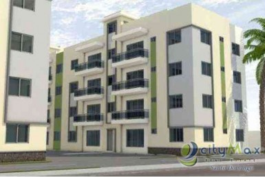 Vendo Apartamento en Villa Marina 3 hab.