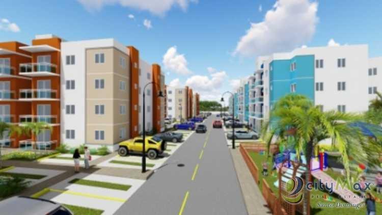 CityMax Vende Apartamento en la Jacobo Majluta