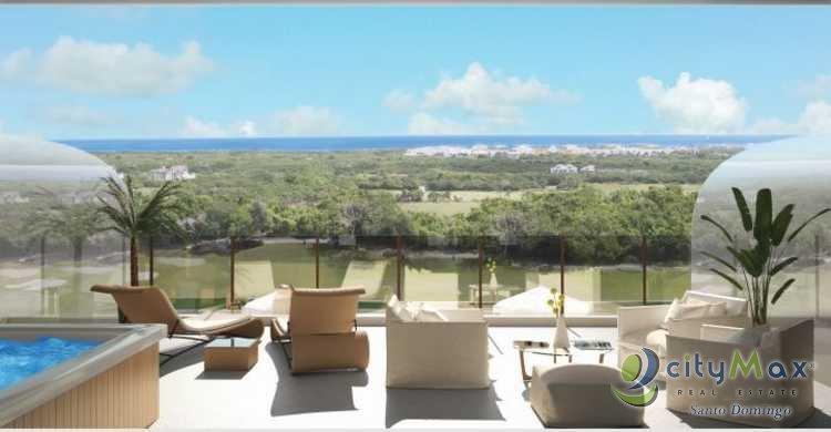Pent House Nuevo en Venta en Punta cana