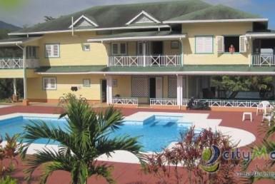Espectacular Villa Amueblada en Venta en Bonao