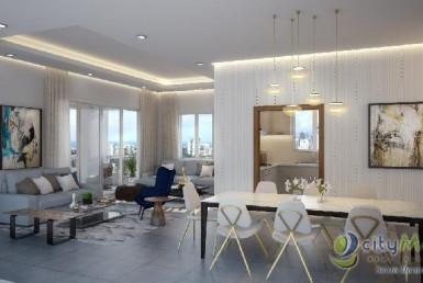 Hermoso Apartamento de 123 metros en Evaristo Morales