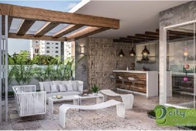 Apartamento de 3 Hab. en Evaristo Morales