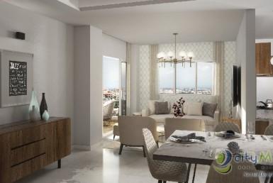 Apartamento en Venta Torre Moderna en Bella Vista