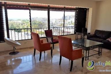 Apartamento amueblado en La Esperilla en Venta y Renta