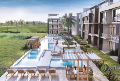 Apartamento con Terraza en Venta en Punta Cana