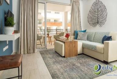 Apartamento turistico en Venta en Punta Cana de 2 hab