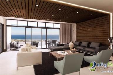 Apartamento con Vista al Mar en Venta en los Cacicazgos