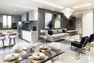 Moderno Apartamento en Venta de 1 Hab en la Julia