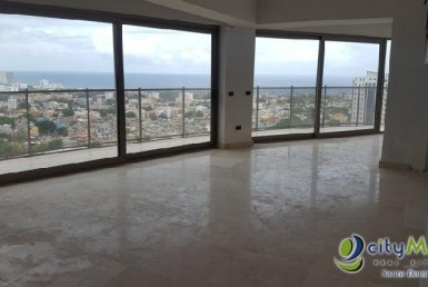 Apartamento en Venta con  Vista al Mar en la sarasota